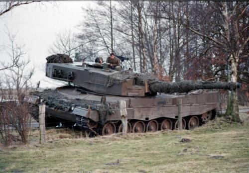 1983 1987 B Esk 103 Verkbat Veel oefeningen Inz. Wmr I Jan Pol 92