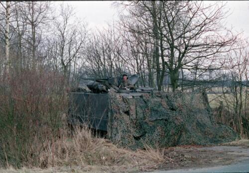 1983 1987 B Esk 103 Verkbat Veel oefeningen Inz. Wmr I Jan Pol 95