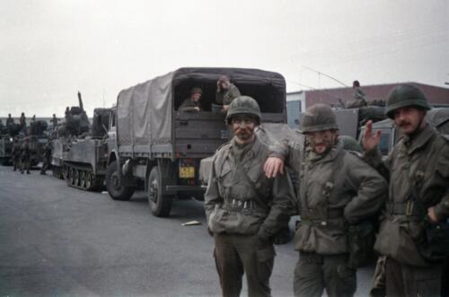 1983 1987 B Esk 103 Verkbat Veel oefeningen Inz. Wmr I Jan Pol 99