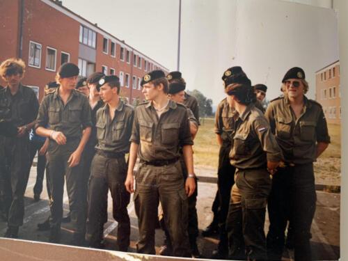 1983 SSV Esk 103 Verkbat Geneeskundig pel Inz. Paul Krijvenaar 3