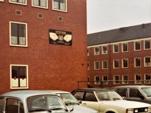 1983 SSV Esk 103 Verkbat Geneeskundig pel Staf gebouw Inz. Paul Krijvenaar