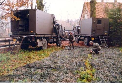 1984 08 25 SSV Esk 103 Verkbat Oefening Wildbaan Sie 1 4 of 2 3..
