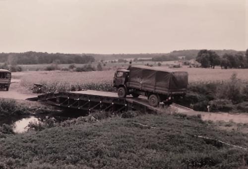 1984 09 SSV Esk 103 Verkbat Oef Autmn Moment Elbe SK Inz. Hans Verlinden 5