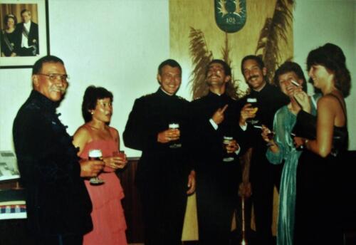 1984 SSV Esk 103 Verkbat Aooi Kuin en Olli Ritm Cremers Elnts Wetters en Meijer
