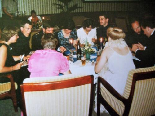 1985 SSV Esk 103 Verkbat Gebeurtenis in OffMess o.a. Cremers Mulders Wetters Bruinink Inz J. Cremers