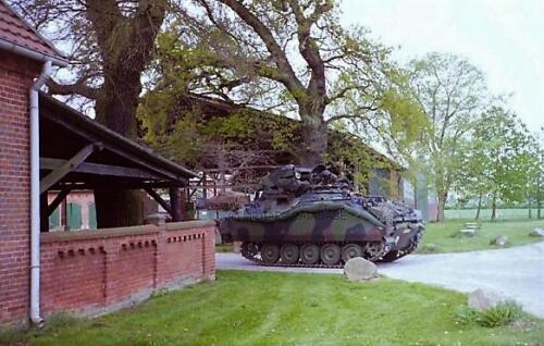 1986-05 B-Esk 103 Verkbat; FTX Oefening Galerie Freese Holtum-Marsch. Hoya-Asendorf  (10)