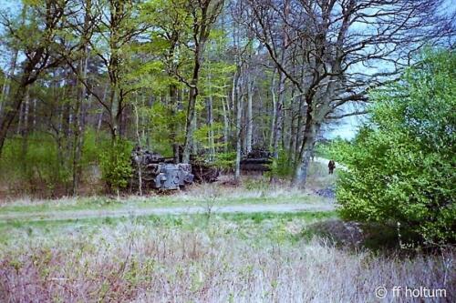 1986-05 B-Esk 103 Verkbat; FTX Oefening Galerie Freese Holtum-Marsch. Hoya-Asendorf (9)