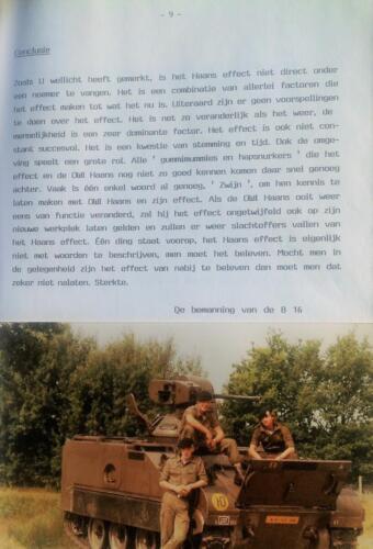 1986-1988 B-Esk Het Owi Pedro Haans effect (Para los Ninos) team Wmr I Fred Kerkhof 12