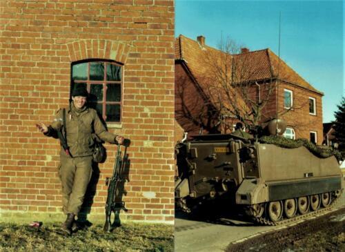 1986 A-Esk 103 Verkbat; Afwachtende houding. Foto Huz I Paul Poelman (11)