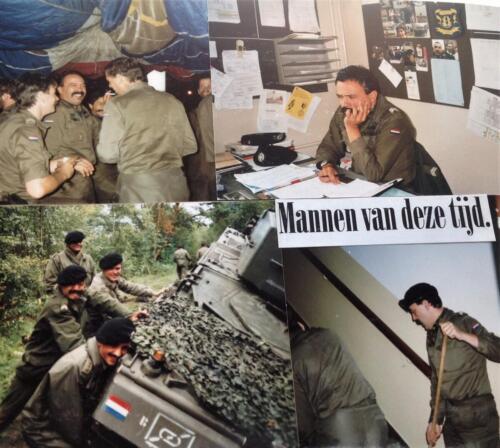 1986 A Esk 103 Verkbat Owi Pedro Haans Ritm W v d Bos Owi Vieane e.a. bij Leop II
