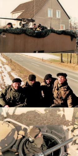 1986 A-Esk 103 Verkbat; Verkennen en waarnemen. Foto's Huz I Paul Poelman (3)