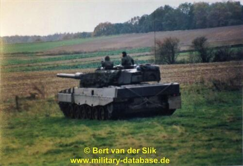 1986 B Esk 103 Verkbat Oefeningen Luneburgerheide en Bergen Hohne. 10