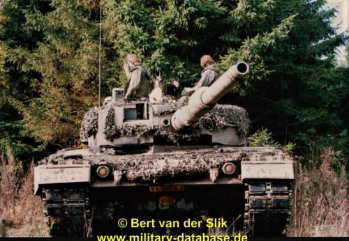 1986 B Esk 103 Verkbat Oefeningen Luneburgerheide en Bergen Hohne. 11