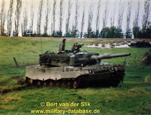 1986 B Esk 103 Verkbat Oefeningen Luneburgerheide en Bergen Hohne. 5