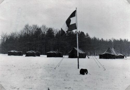 1972 A-Esk 103 Verkbat; Schietserie 72-1 Hohne. Uit het fotoboek van de Ritm R Meeder  (2)