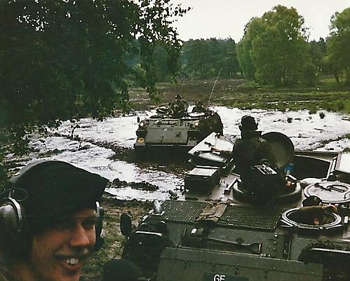 1988 1989 B Esk 103 Verkbat Oefeningen Inzender Martin Meijer 2