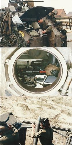 1988 1989 B Esk 103 Verkbat Oefeningen Inzender Martin Meijer 4