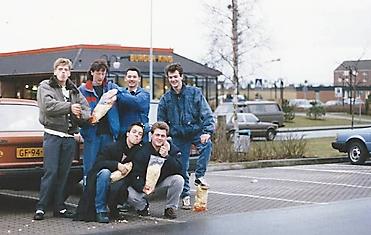 1988 1989 B Esk 103 Verkbat Op verlof Inzender Martin Meijer