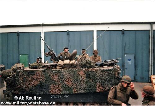 1988 1989 B Esk 103 Verkbat Seedorf Kazerne Onderhoud 3