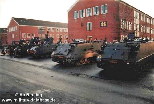 1988 1989 B Esk 103 Verkbat Seedorf Kazerne Onderhoud 5