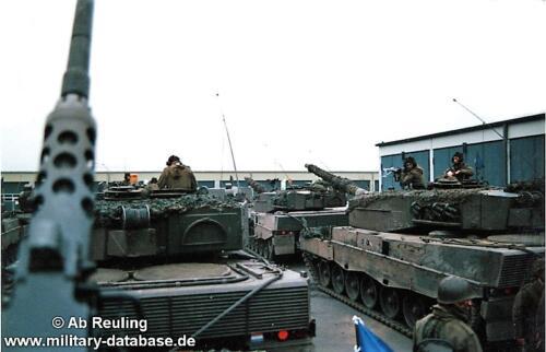 1988 1989 B Esk 103 Verkbat Seedorf Kazerne Onderhoud 7