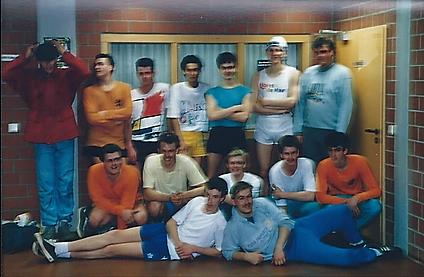 1988 1989 B Esk 103 Verkbat Sportief gekleed Inzender Martin Meijer 1
