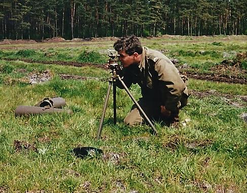 1988 1989 B Esk 103 Verkbat Uitrichten Inzender Martin Meijer