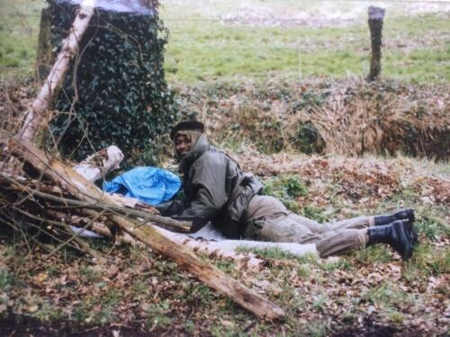 1988 1989 B Esk Ouderweekend Inz. Erwin Vonk Plv C B esk 1