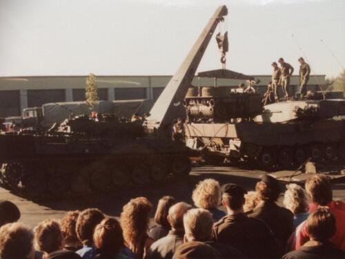 1988 1989 B Esk Ouderweekend Inz. Erwin Vonk Plv C B esk 2