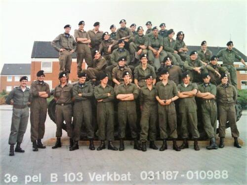 1988 B Esk 3e Pel 103 Verkbat o.a. Wmr Ger Hauser Inz Peter Ham