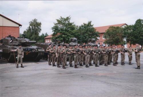1989 07 03 B Esk 103 Verkbat Commando overdracht Ritm v Grinsven aan Ritm Bozuwa 3