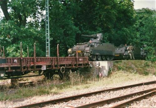 1989 07 23 103 Verkbat Beladen voertuigen station Godenstedt. Foto Mart Brouwer 2