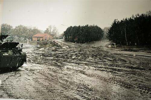 1989 A Esk 103 Verkbat Oefening omgeving Luneburger Heide Inzender Marcel Grandia 1