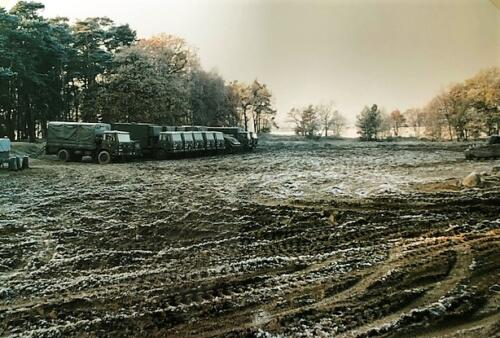 1989 A Esk 103 Verkbat Oefening omgeving Luneburger Heide Inzender Marcel Grandia 3