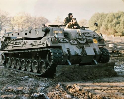 1989 A Esk 103 Verkbat Oefening omgeving Luneburger Heide Inzender Marcel Grandia 5