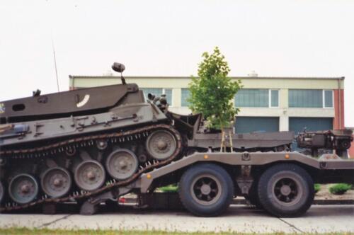 1989 SSV Esk 103 Verkbat. Fotos van Huz Johan Hendriks Ouderweekend 2