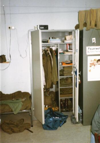 1989 SSV Esk 103 Verkbat. Fotos van Huz Johan Hendriks mooiste bedplek