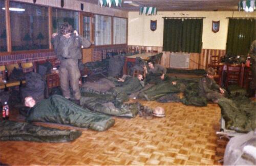1989 SSV Esk 103 Verkbat. Fotos van Huz Johan Hendriks. Collegas 4