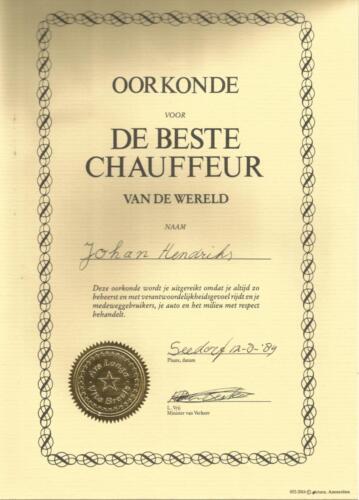 1989 SSV Esk 103 Verkbat. Fotos van Huz Johan Hendriks. Documenten etc 3