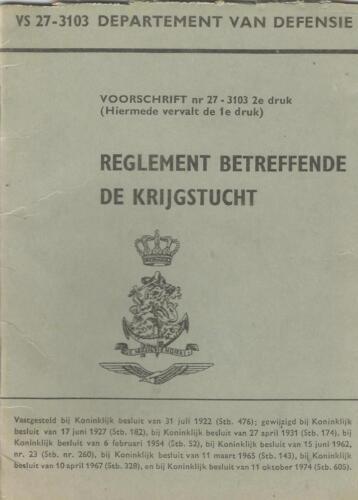 1989 SSV Esk 103 Verkbat. Fotos van Huz Johan Hendriks. Documenten etc 6