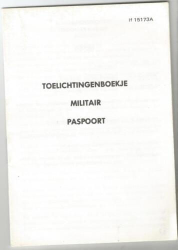 1989 SSV Esk 103 Verkbat. Fotos van Huz Johan Hendriks. Documenten etc 7