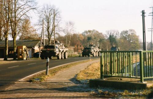 1989 SSV Esk 103 Verkbat. Fotos van Huz Johan Hendriks. Oefeningen 11