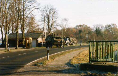 1989 SSV Esk 103 Verkbat. Fotos van Huz Johan Hendriks. Oefeningen 12