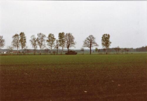 1989 SSV Esk 103 Verkbat. Fotos van Huz Johan Hendriks. Oefeningen 14