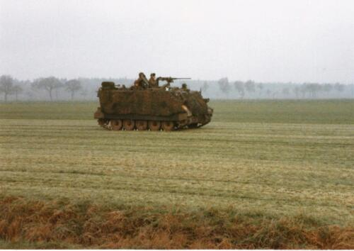 1989 SSV Esk 103 Verkbat. Fotos van Huz Johan Hendriks. Oefeningen 3