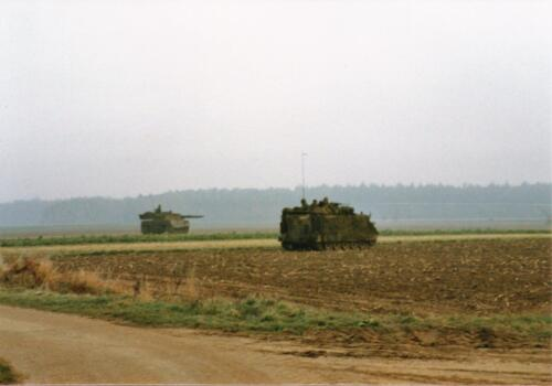 1989 SSV Esk 103 Verkbat. Fotos van Huz Johan Hendriks. Oefeningen 4