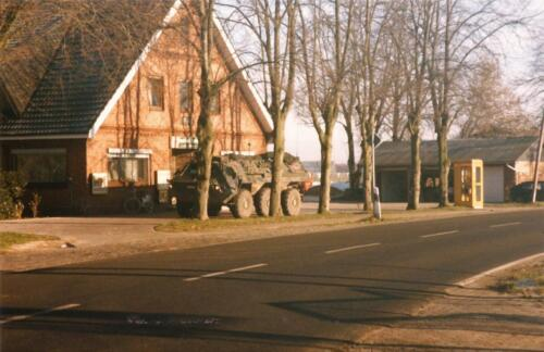 1989 SSV Esk 103 Verkbat. Fotos van Huz Johan Hendriks. Oefeningen 5