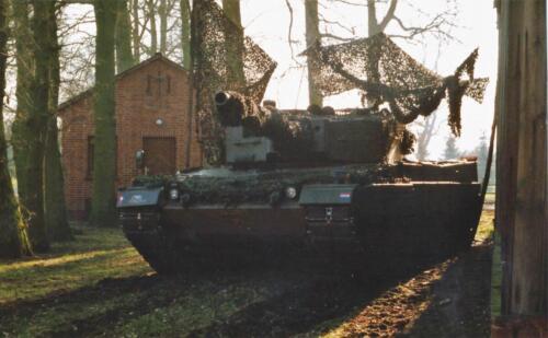 1989 SSV Esk 103 Verkbat. Fotos van Huz Johan Hendriks. Oefeningen 7