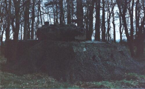 1989 SSV Esk 103 Verkbat. Fotos van Huz Johan Hendriks. Oefeningen 9
