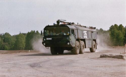1989 SSV Esk 103 Verkbat. Fotos van Huz Johan Hendriks. Voertuigen 12